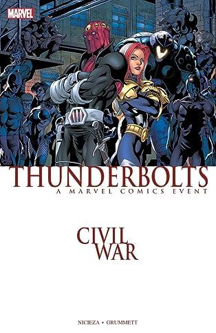 Civil War: Thunderbolts