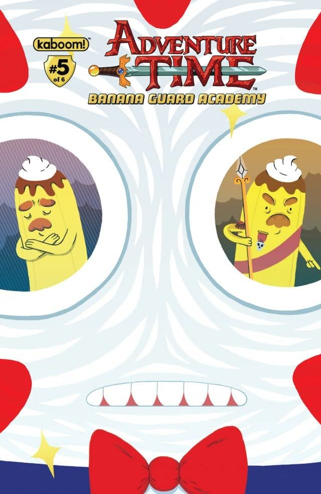 Adventure Time: Banana Guard Academy #5