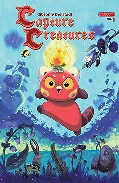 Capture Creatures #1