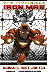 Invincible Iron Man Vol. 2: World's Most Wanted Book 1