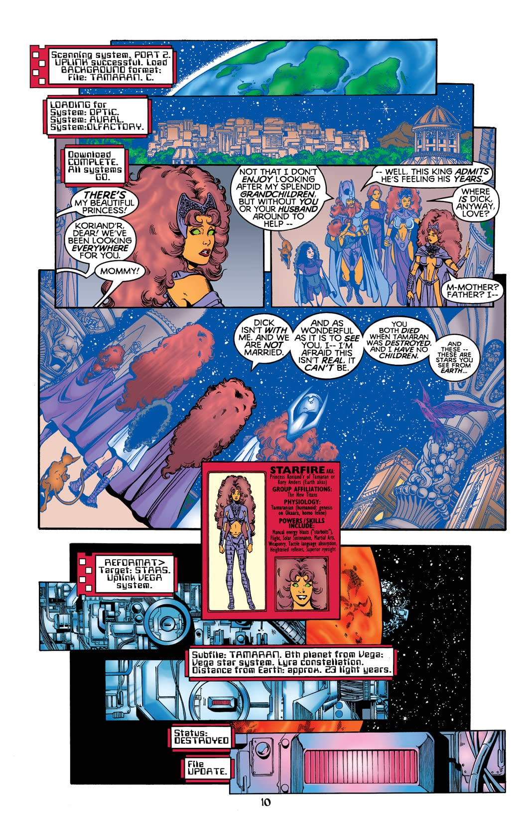 JLA/The Titans #1 (of 3)