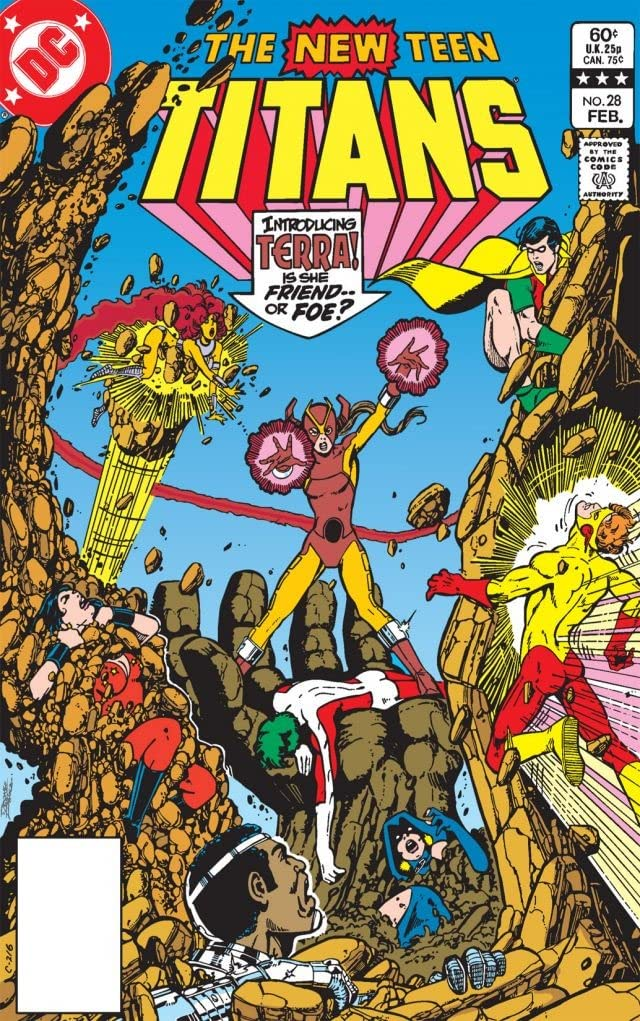 New Teen Titans (1980-1988) #28
