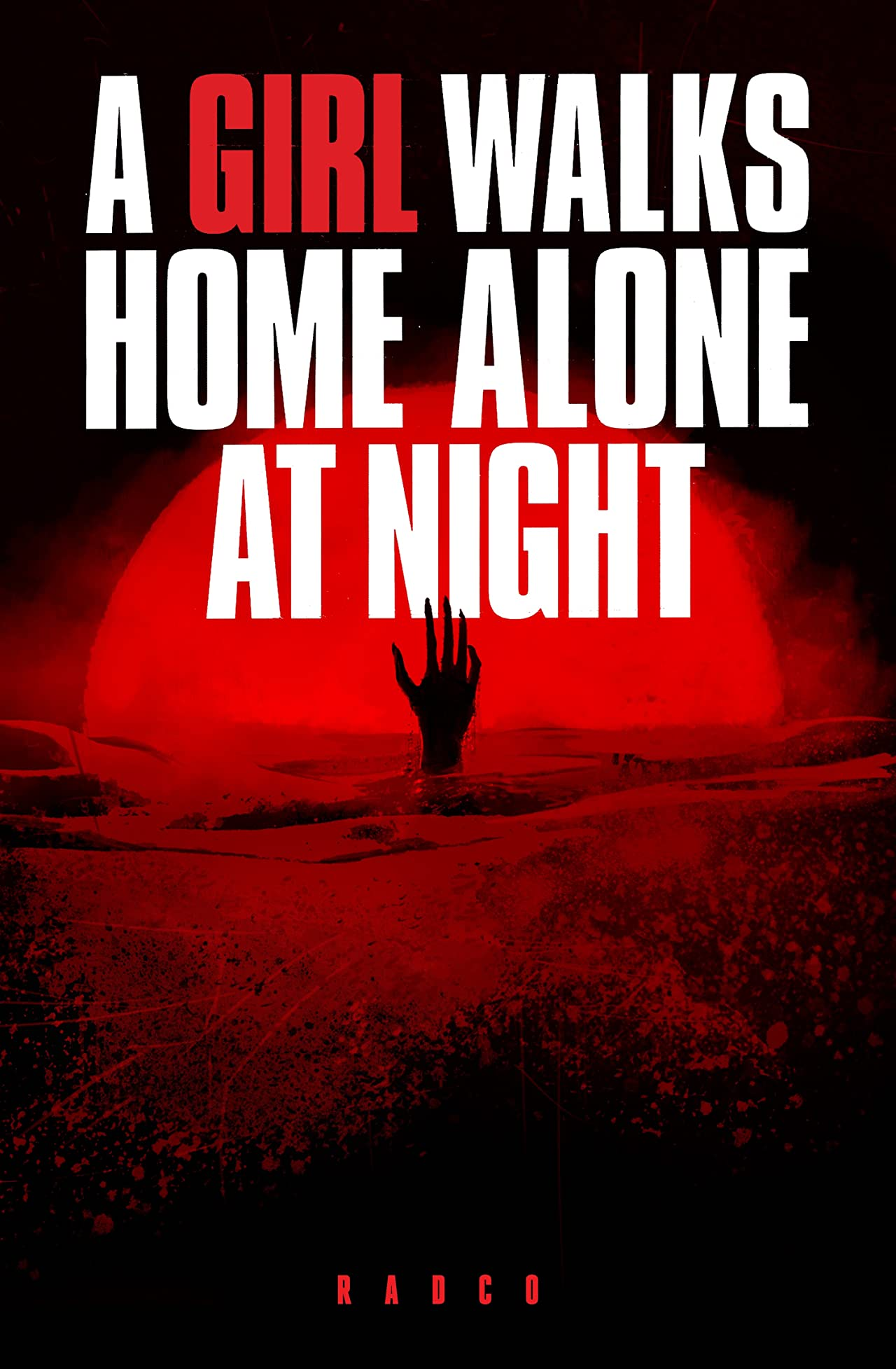 A Girl Walks Home Alone at Night #2