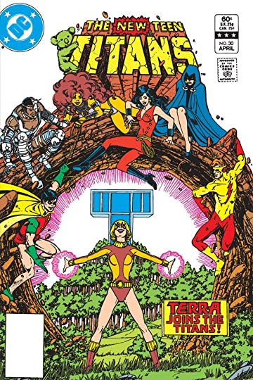 New Teen Titans (1980-1988) #30