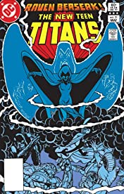 New Teen Titans (1980-1988) #31