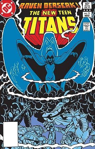 New Teen Titans (1980-1988) #31