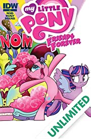 My Little Pony: Friends Forever #12