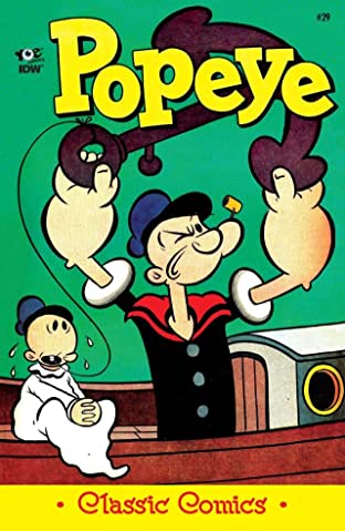 Popeye Classics #29