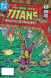 New Teen Titans (1980-1988) #33
