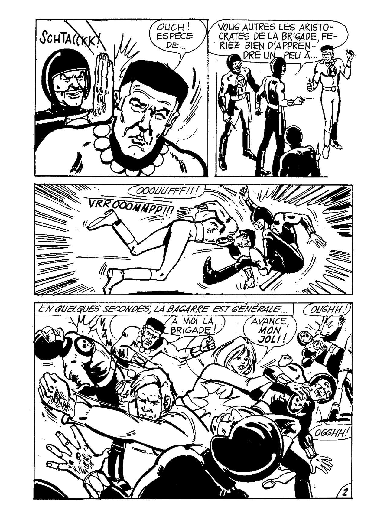 BRIGADE TEMPORELLE Vol. 12: Les Origines de l'Homme