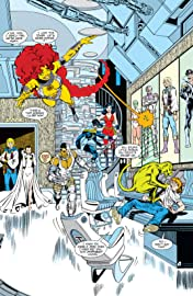 The New Titans (1984-1996) #50