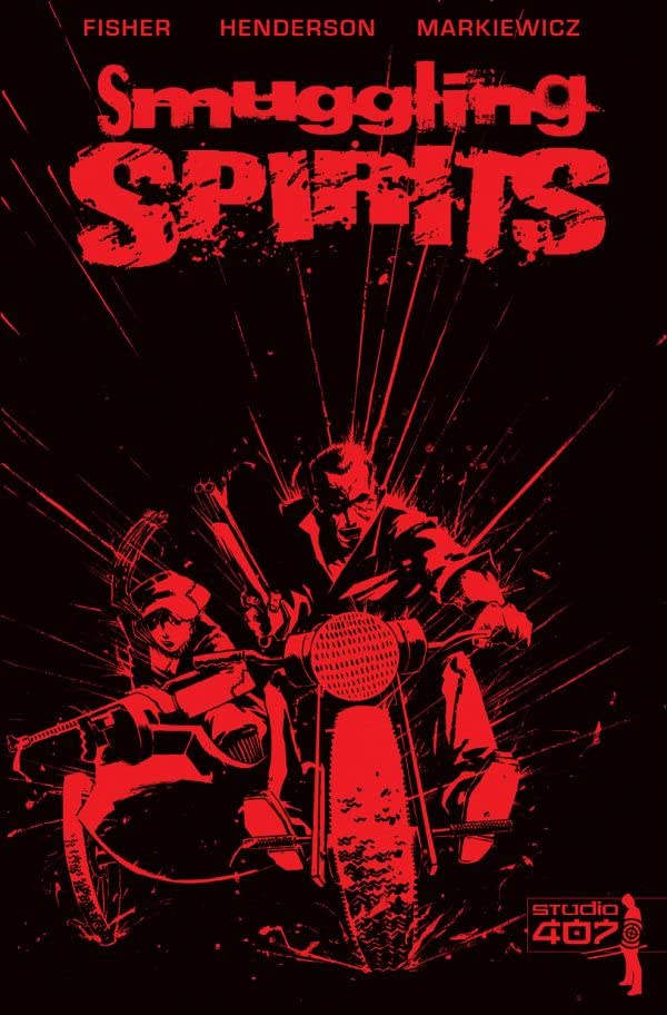 Smuggling Spirits #1 (of 4)