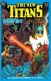 The New Titans (1984-1996) #53