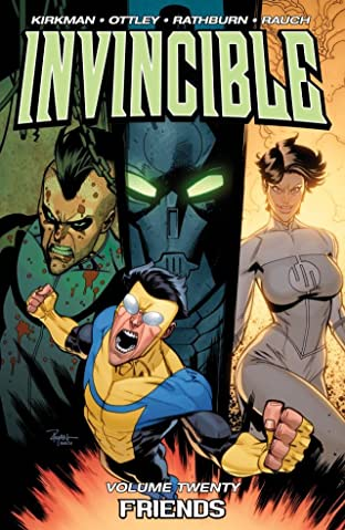 Invincible Tome 20: Friends