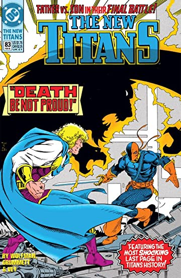 The New Titans (1984-1996) #83