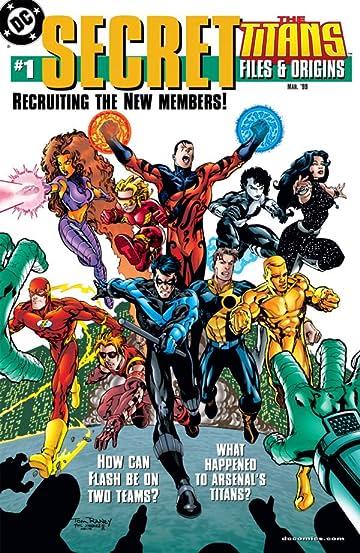 The Titans: Secret Files & Origins #1