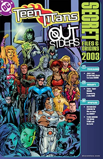 Teen Titans/Outsiders: Secret Files & Origins (2003) #1