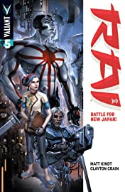 Rai (2014- ) #5: Digital Exclusives Edition