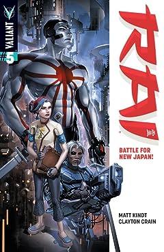 Rai (2014- ) No.5: Digital Exclusives Edition