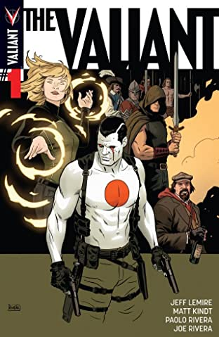 The Valiant #1 (of 4): Digital Exclusives Edition