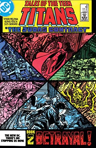 Tales of the Teen Titans (1980-1988) #43