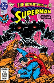 Adventures of Superman (1986-2006) #491