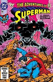 Adventures of Superman (1986-2006) #491