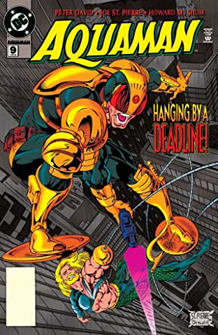Aquaman (1994-2001) #9