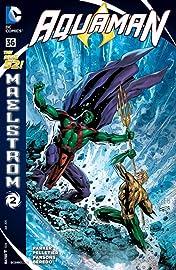 Aquaman (2011-2016) #36
