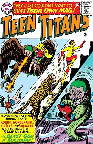 Teen Titans (1966-1978) No.1