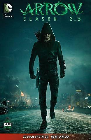 Arrow: Season 2.5 (2014-2015) #7