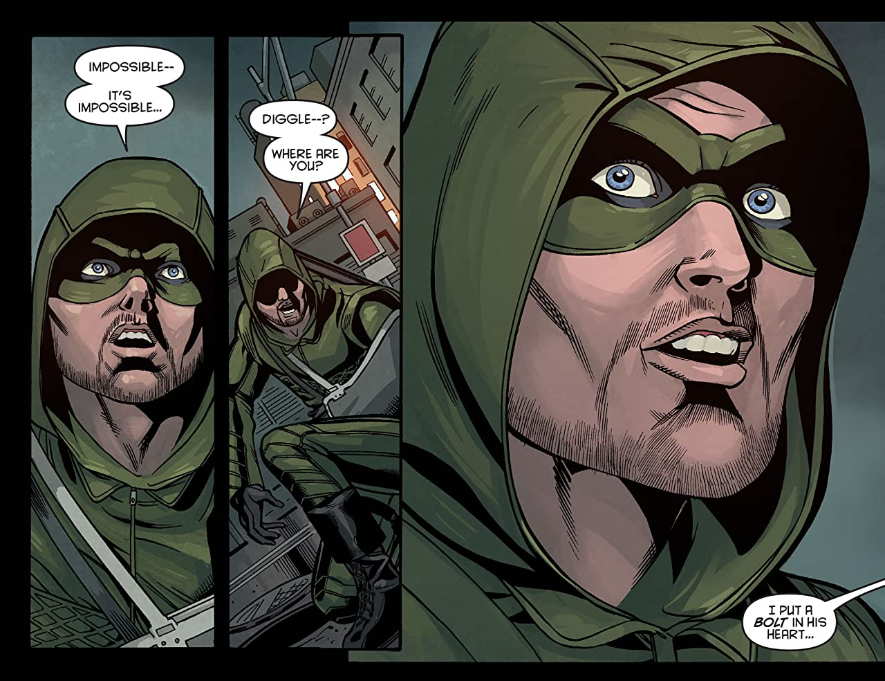 Arrow: Season 2.5 (2014-2015) #7