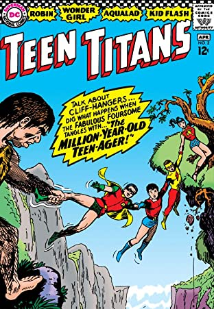 Teen Titans (1966-1978) No.2