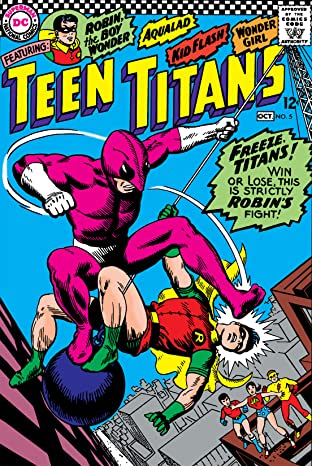 Teen Titans (1966-1978) No.5