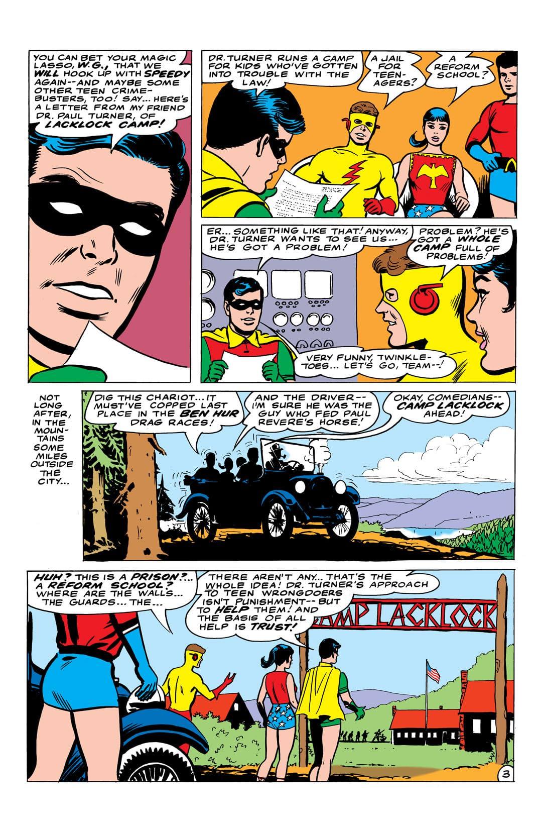 Teen Titans (1966-1978) #5