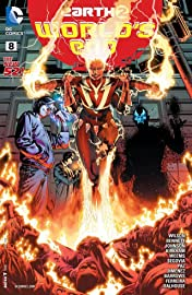 Earth 2: World's End (2014-2015) #8