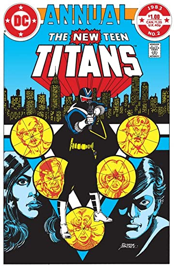 New Teen Titans (1980-1988) #2: Annual