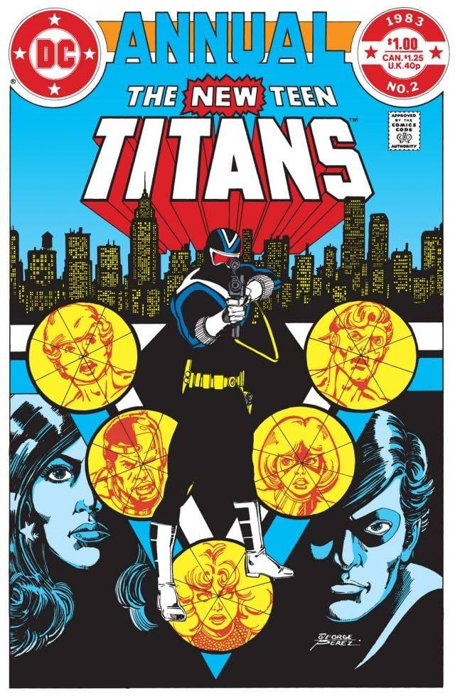 New Teen Titans (1980-1988) #2: Annual
