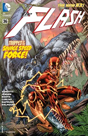 The Flash (2011-2016) #36