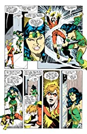The New Teen Titans (1984-1996) #21