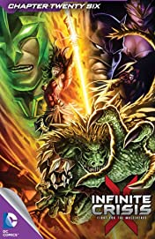 Infinite Crisis: Fight for the Multiverse (2014-2015) #26