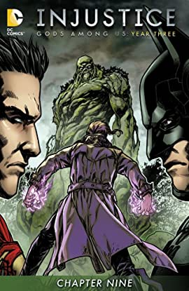 Injustice: Gods Among Us: Year Three (2014-2015) #9
