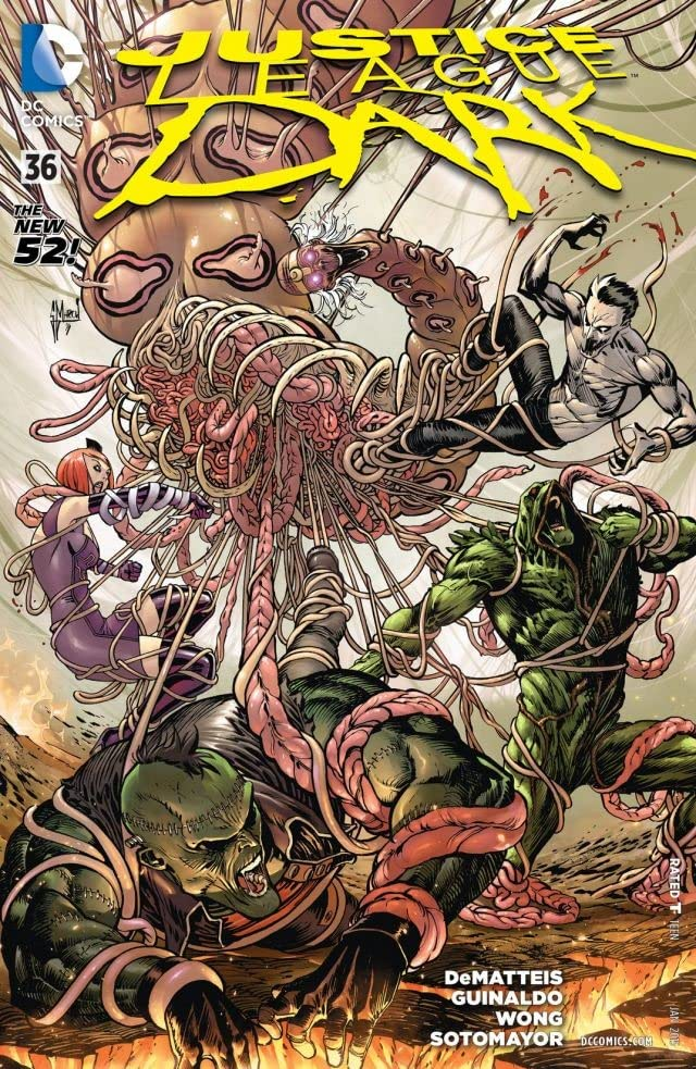 Justice League Dark (2011-2015) #36