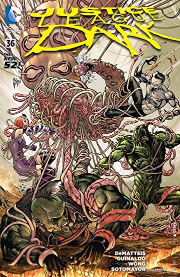 Justice League Dark (2011-2015) #36