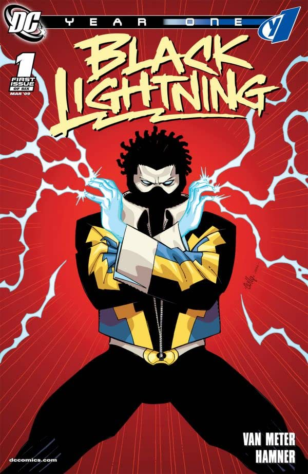 Black Lightning: Year One #1 (of 6)