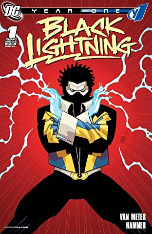 Black Lightning: Year One No.1 (sur 6)