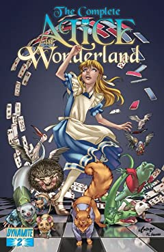 The Complete Alice In Wonderland #2 (of 4)