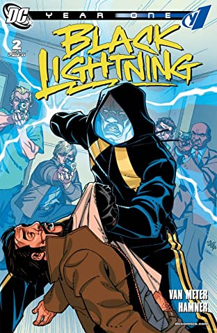 Black Lightning: Year One No.2 (sur 6)