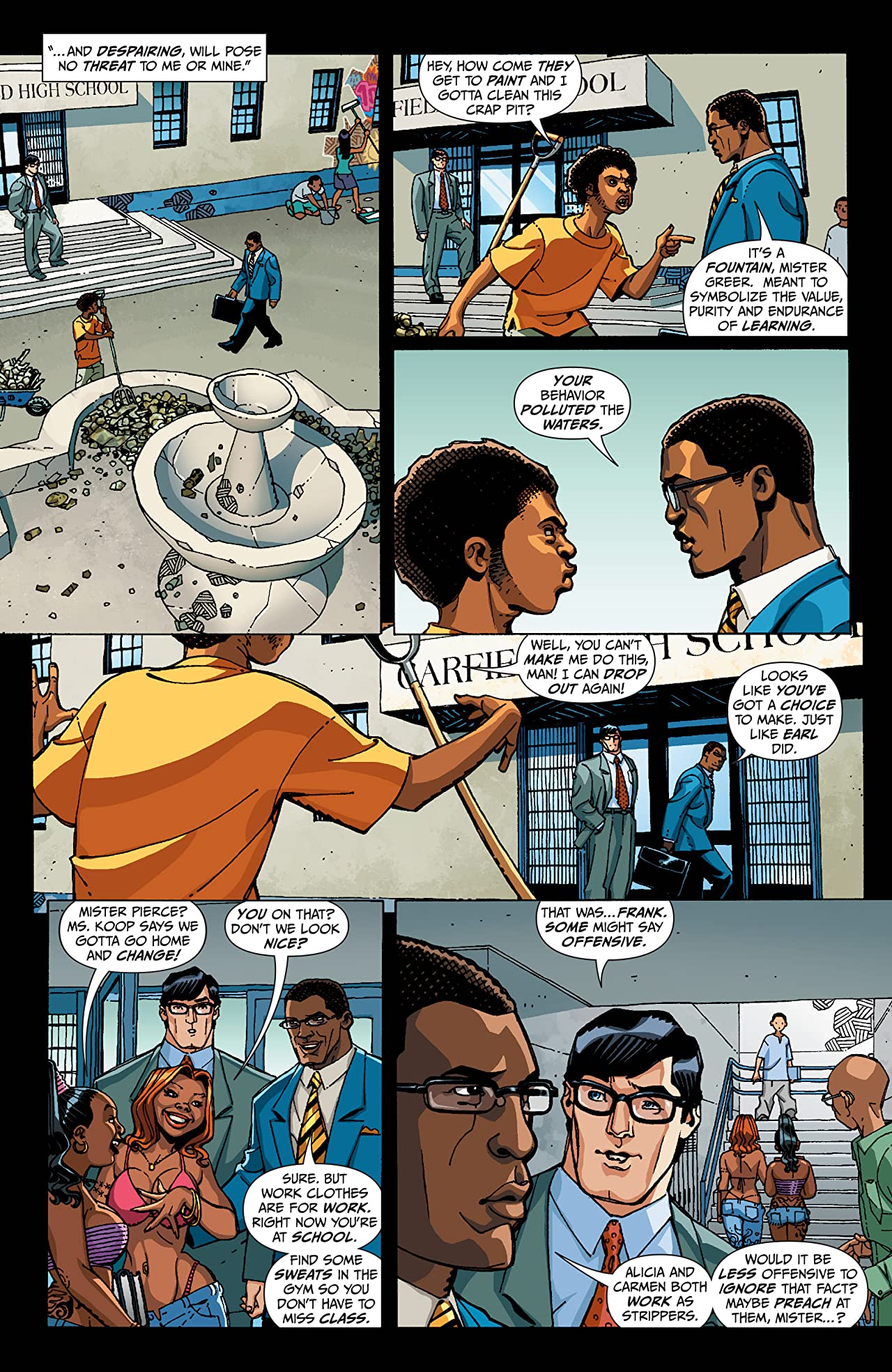 Black Lightning: Year One #2 (of 6)