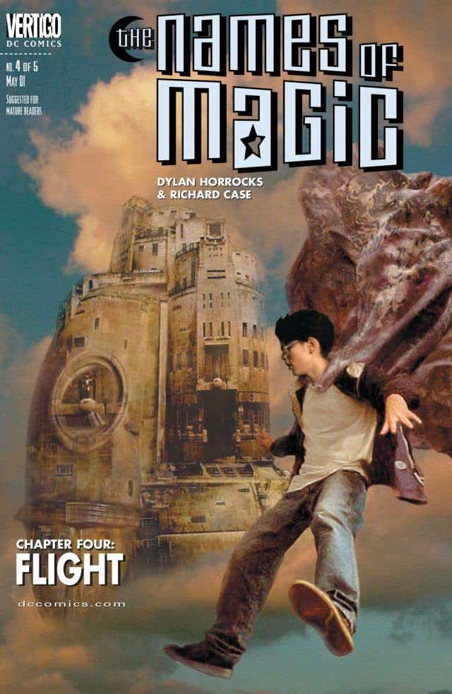 The Names of Magic (2001) #4